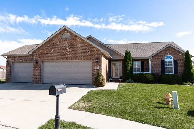 900 Ottawa Court, Mascoutah, IL 62258 (#19078297) :: Holden Realty Group - RE/MAX Preferred