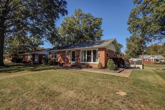 715 Roanoke Drive, Edwardsville, IL 62025 (#19078307) :: Holden Realty Group - RE/MAX Preferred