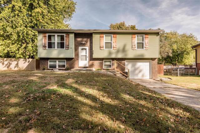320 Meadowlark Drive, Godfrey, IL 62035 (#19078353) :: The Kathy Helbig Group