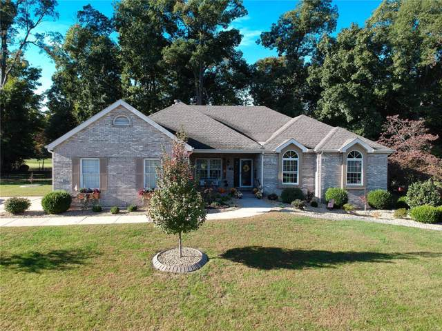 1612 10th Fairway, Belleville, IL 62220 (#19078364) :: Holden Realty Group - RE/MAX Preferred