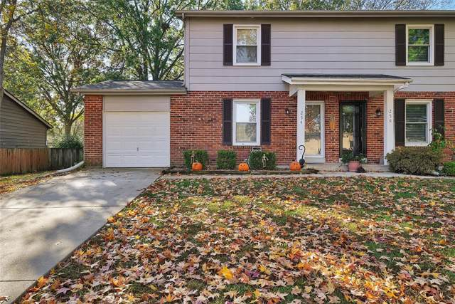 254 Wolfner Drive, Fenton, MO 63026 (#19078404) :: The Becky O'Neill Power Home Selling Team