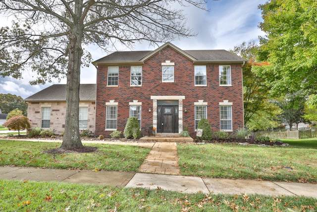 356 Arbor Glen Drive, Ballwin, MO 63021 (#19078418) :: St. Louis Finest Homes Realty Group
