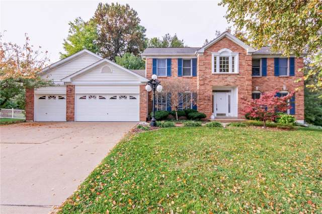 6817 Kimmswick Court, St Louis, MO 63129 (#19078420) :: RE/MAX Professional Realty