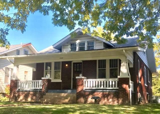 208 S Douglas Avenue, Belleville, IL 62220 (#19078442) :: Fusion Realty, LLC