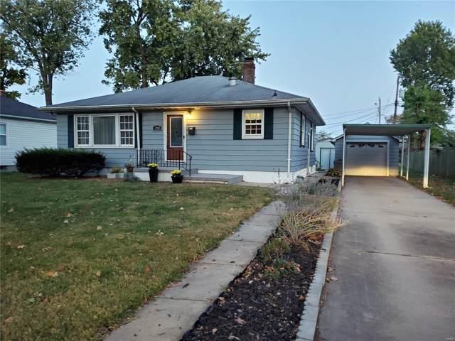 3910 Franklin Avenue, Granite City, IL 62040 (#19078455) :: Fusion Realty, LLC