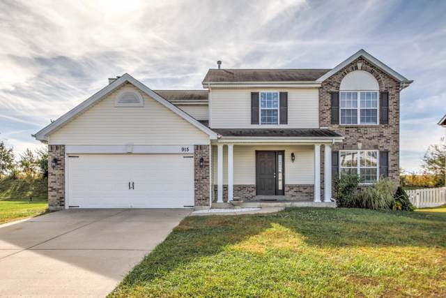 915 Stone Crossing Drive, Wentzville, MO 63385 (#19078458) :: RE/MAX Vision