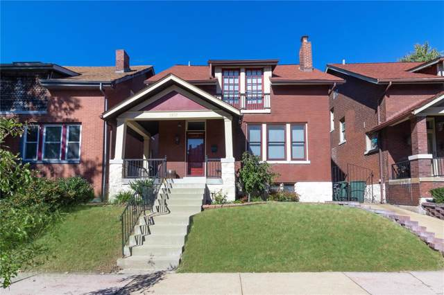 3957 Russell Boulevard, St Louis, MO 63110 (#19078510) :: Clarity Street Realty