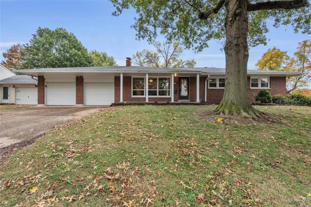 358 W Liberty, Columbia, IL 62236 (#19078515) :: Holden Realty Group - RE/MAX Preferred