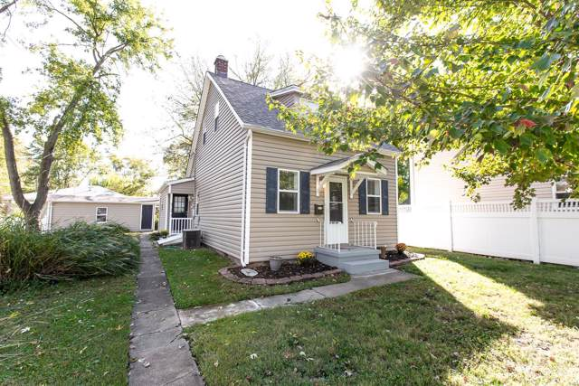 604 W State Street, Mascoutah, IL 62258 (#19078548) :: Holden Realty Group - RE/MAX Preferred