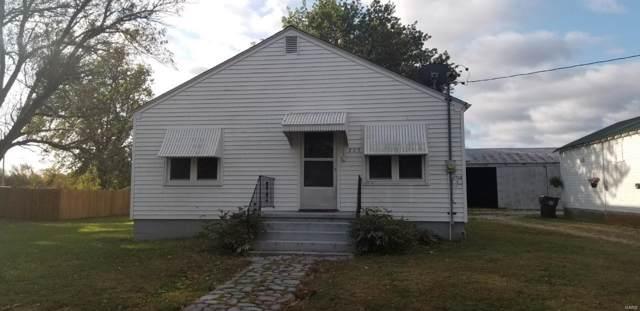 205 W Garrison, Dorchester, IL 62033 (#19078583) :: Fusion Realty, LLC
