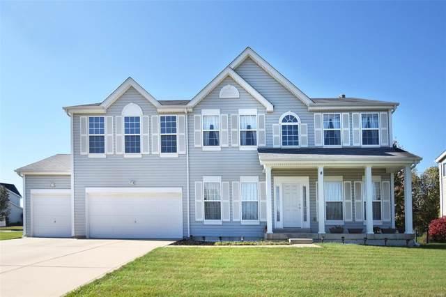 166 Snake River Drive, Dardenne Prairie, MO 63368 (#19078585) :: Kelly Hager Group | TdD Premier Real Estate