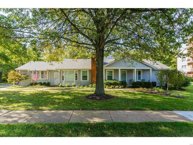 15035 Manor Knoll Drive, Chesterfield, MO 63017 (#19078593) :: RE/MAX Professional Realty