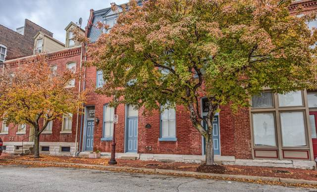1703 S 11th Street D, St Louis, MO 63104 (#19078597) :: Clarity Street Realty