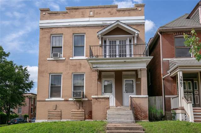 3969 Cleveland Avenue, St Louis, MO 63110 (#19078678) :: Clarity Street Realty
