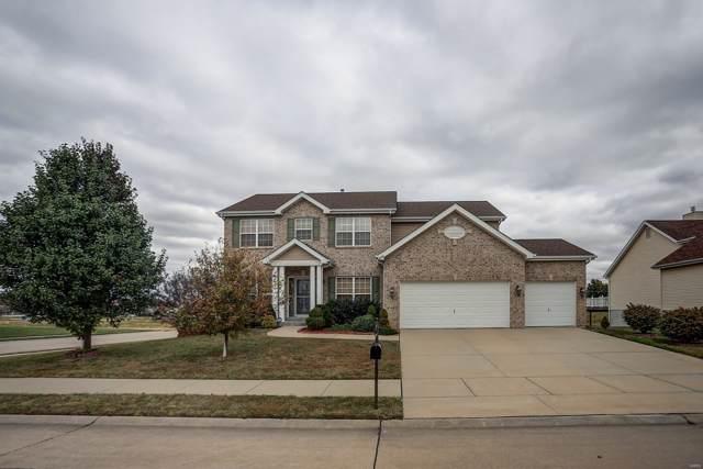 2701 Ambridge Drive, Shiloh, IL 62221 (#19078783) :: Hartmann Realtors Inc.