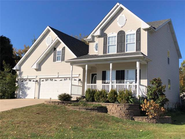 19 Ridge Place, Imperial, MO 63052 (#19078791) :: Clarity Street Realty