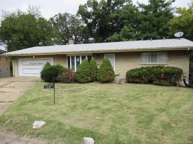 7757 Nacomis Drive, St Louis, MO 63121 (#19078812) :: Matt Smith Real Estate Group