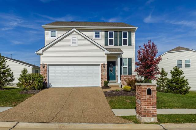 1009 Silo Bend Drive, Wentzville, MO 63385 (#19078814) :: Clarity Street Realty