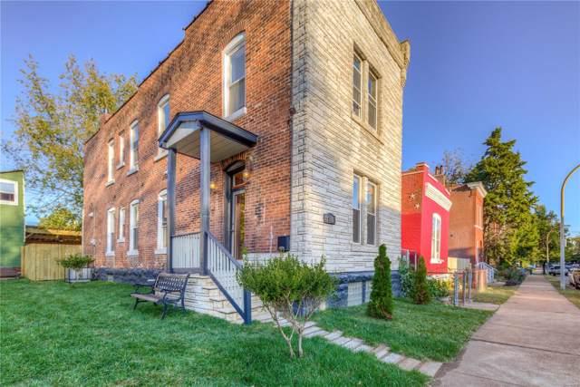 3531 Missouri Avenue, St Louis, MO 63118 (#19078854) :: Clarity Street Realty