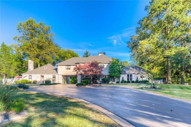 1502 Topping Road, Town and Country, MO 63131 (#19078927) :: Kelly Shaw Team