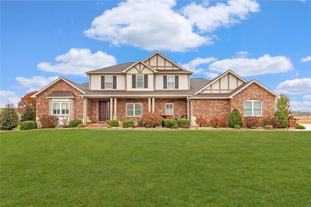 564 Lacroix Way, Columbia, IL 62236 (#19079026) :: Clarity Street Realty