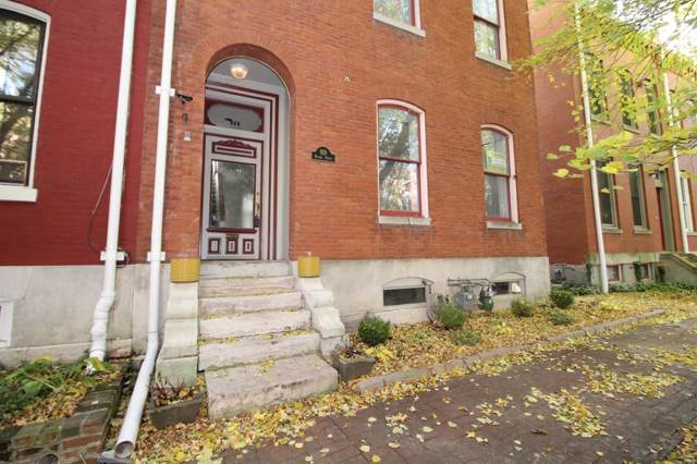 926 Rutger #1, St Louis, MO 63104 (#19079214) :: Clarity Street Realty