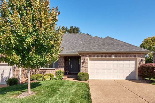 3416 Sun Bear Court 830C, Wentzville, MO 63385 (#19079250) :: Peter Lu Team