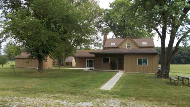 5566 Polk Road, OAKDALE, IL 62263 (#19079290) :: Hartmann Realtors Inc.
