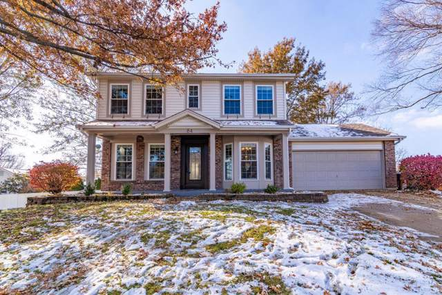 84 Pasture Gate Court, Saint Peters, MO 63304 (#19079324) :: The Kathy Helbig Group