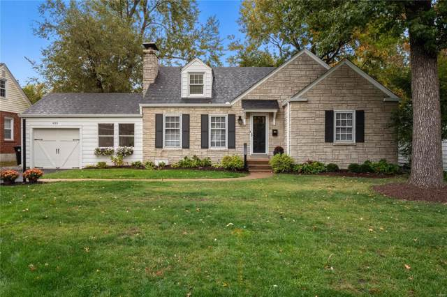 433 Bogey Lane, Kirkwood, MO 63122 (#19079393) :: Sue Martin Team
