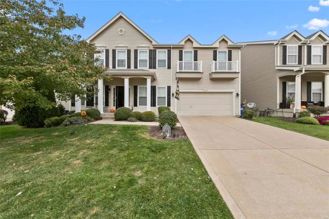 239 Greenshire Lane, Dardenne Prairie, MO 63368 (#19079513) :: The Kathy Helbig Group
