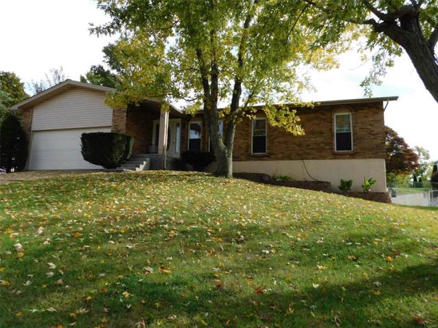 1060 Sunridge Trail West, Pevely, MO 63070 (#19079551) :: RE/MAX Vision