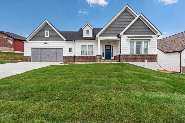 7969 Donner Ridge, Caseyville, IL 62232 (#19079677) :: Realty Executives, Fort Leonard Wood LLC