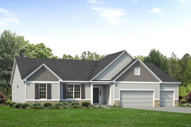 0 The Hemingway- Inverness, Dardenne Prairie, MO 63368 (#19079759) :: Parson Realty Group