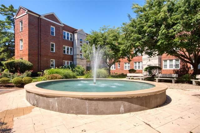 7747 Kingsbury Boulevard #32, Clayton, MO 63105 (#19079760) :: Realty Executives, Fort Leonard Wood LLC