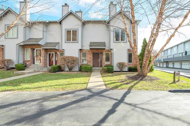 3501 Sherman Park Drive 5A, Saint Charles, MO 63303 (#19079775) :: Kelly Hager Group | TdD Premier Real Estate