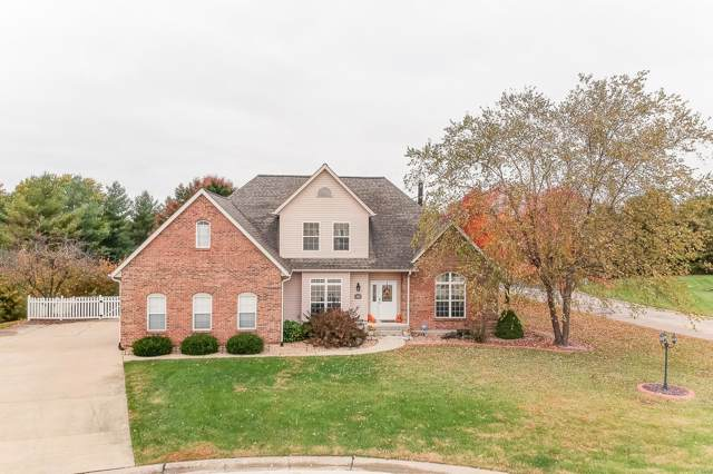 1305 Dannehold Farms Drive, Waterloo, IL 62298 (#19079906) :: The Kathy Helbig Group