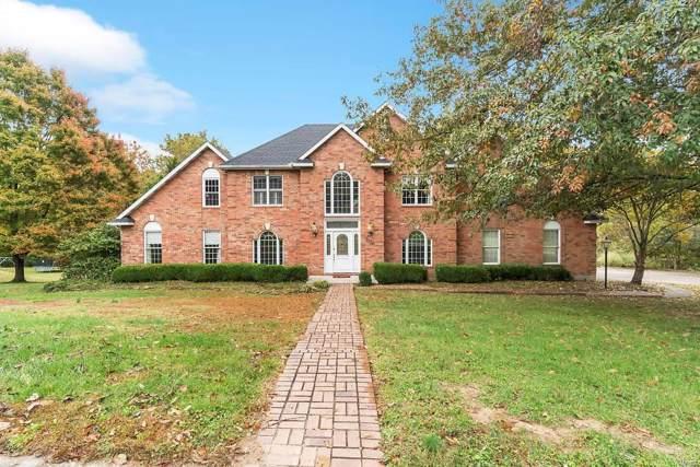 1326 Ashland Hills Drive, Cape Girardeau, MO 63701 (#19079932) :: The Becky O'Neill Power Home Selling Team