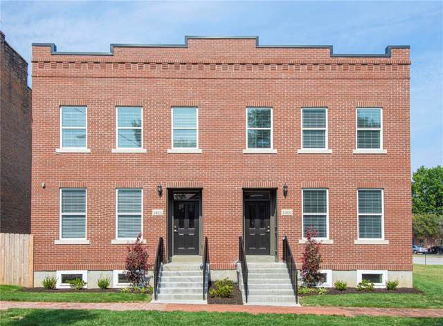1409 S 10th Street, St Louis, MO 63104 (#19079938) :: RE/MAX Professional Realty
