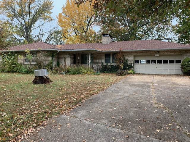 805 Bray Avenue, Rolla, MO 65401 (#19079993) :: RE/MAX Professional Realty