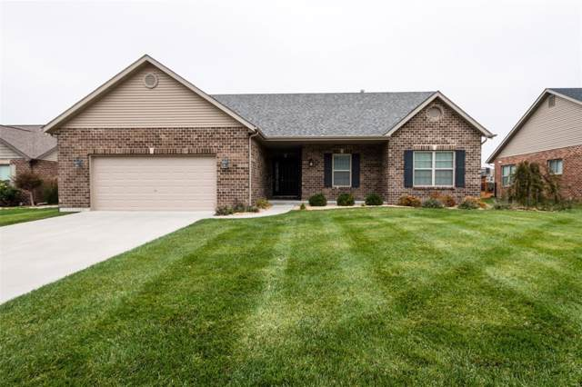 484 Wernings Drive, Columbia, IL 62236 (#19080049) :: Clarity Street Realty