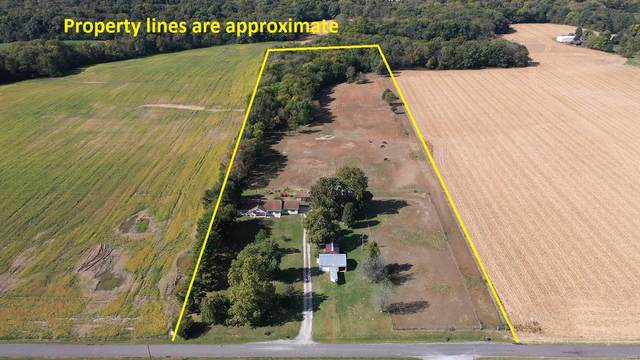 5881 Autumn Road, WALSH, IL 62297 (#19080071) :: RE/MAX Vision