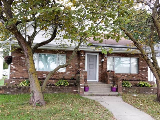 824 N Deneen Street, STAUNTON, IL 62088 (#19080132) :: Clarity Street Realty