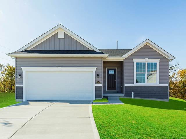 215 Partinico Place, Saint Peters, MO 63376 (#19080223) :: The Becky O'Neill Power Home Selling Team