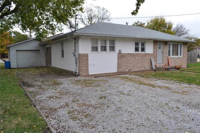 114 N Oak Street, TRENTON, IL 62293 (#19080241) :: RE/MAX Vision