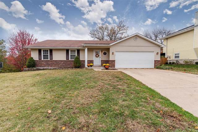 21 Eagles Landing Drive, Saint Peters, MO 63376 (#19080307) :: Clarity Street Realty