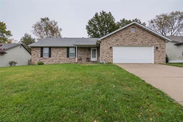 1853 Spruce Hill Drive, Belleville, IL 62221 (#19081448) :: Kelly Hager Group | TdD Premier Real Estate