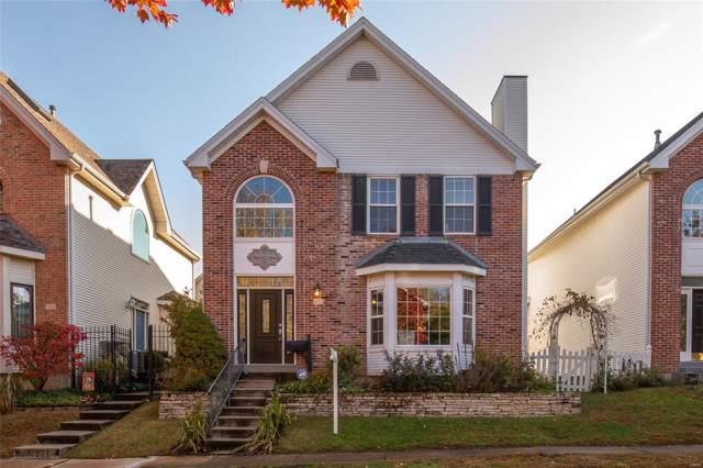 974 Barnard College Lane, St Louis, MO 63130 (#19081465) :: Kelly Hager Group | TdD Premier Real Estate
