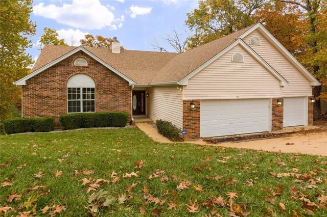 1511 Paradise Valley Drive, High Ridge, MO 63049 (#19081578) :: The Becky O'Neill Power Home Selling Team