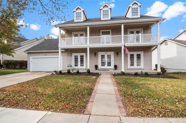 16949 Crystal Springs Drive, Chesterfield, MO 63005 (#19081607) :: The Becky O'Neill Power Home Selling Team